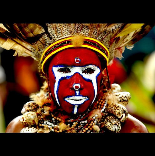 Papua New Guinea - Mount Hagen