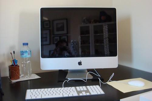 Bienvenido, iMac