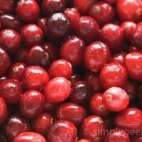 Bourbon Cranberry Sauce