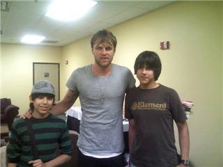 Erick, Joel, Evan