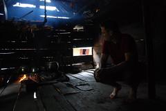 Matt in Batak Kitchen by Ben Peters