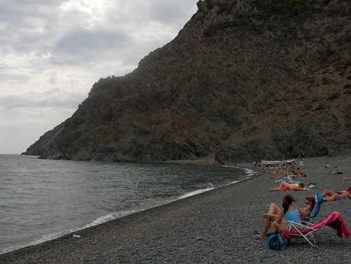 Samothraki Kipoi beach