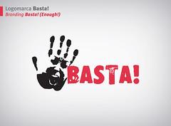 Basta! (Enough!)      ||     Amendoeira Design (2005)
