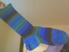 Kaffe Fassett socks 2