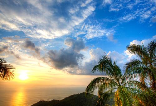 Pacific Sunset, Herradura, Costa Rica