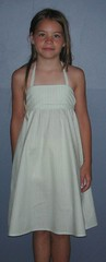 Flower Girl dress front
