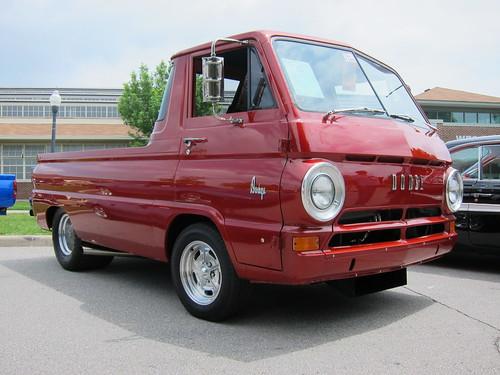 1966 Dodge A100 pickup a