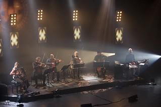 Kronos Quartet w/Kimmo Pohjonen & Samuli Kosmi...
