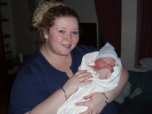 Aunt Lisie & Alyssa