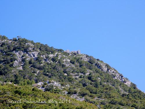 Teuta's castle