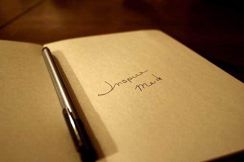 Inspire me! (by Leaca's Philosophy)