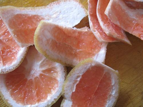 grapefruit for dessert