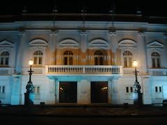 Fachada do Palácio dos Leões