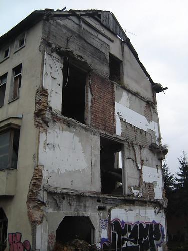 Ruine in Sarajevo2