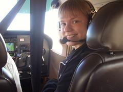 Jag i Cessna 172