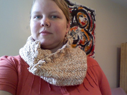 Cowl done