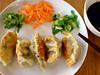 Home Dumplings - pan-fried