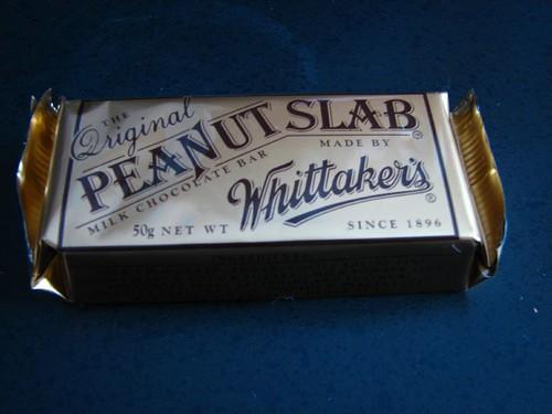 Peanut Slab Love