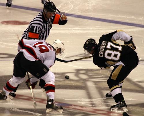 Sidney Crosby by Thebeev.