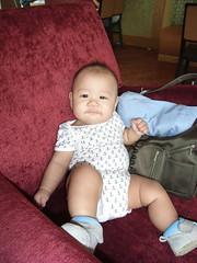 Armchair Baby
