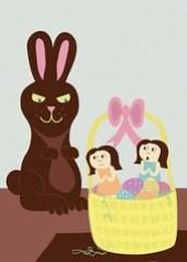 revenge of the chocolate bunny
