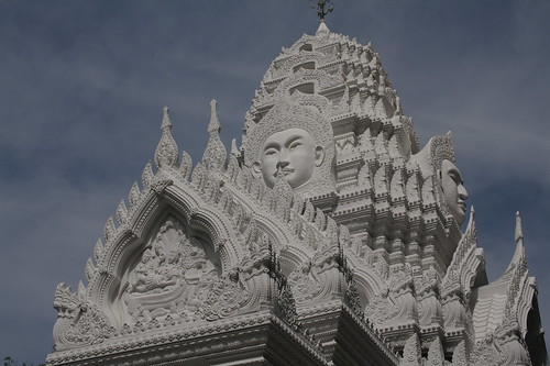 four faces of buddha