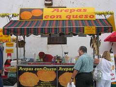 Food stand, San Juan