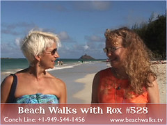Beach Walk #528 - Vedic Astrology with Sally S...