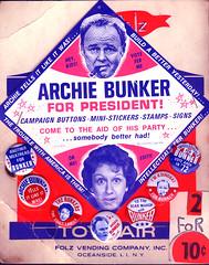 Archie Bunker for President!