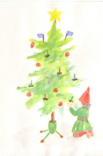 Christmas Tree ASC