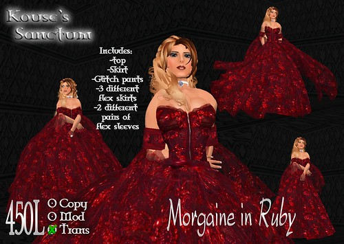 Morgaine - Ruby
