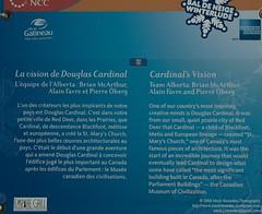 Sculpture - Cardinal's Vision IV
