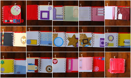 Em Dy's Mini Art Journal