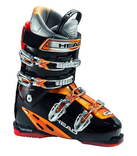 Head Edge + 10 Ski boots