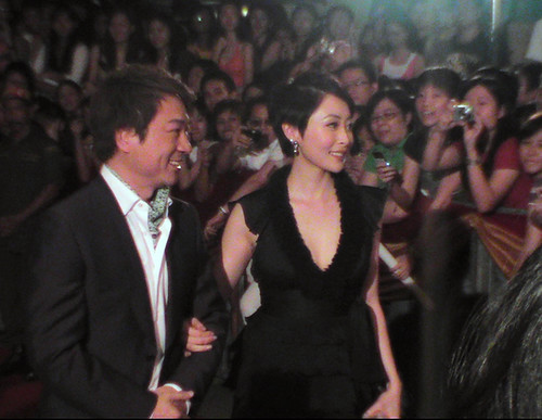 Wayne Lai & Angela Tong