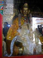 Padmasambhava Statue, Lotus Born, Guru Rinpoch...