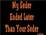 long seder