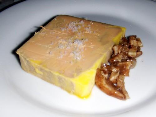 foie gras au fleur de sel