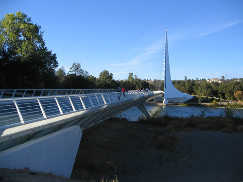 Day 11 - Redding Sundial Bridge