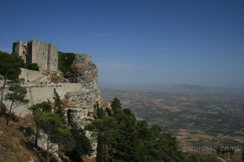 Castello Venere, Erice, Sicily