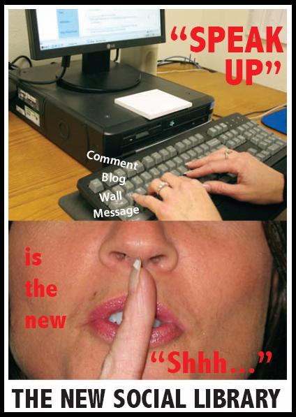"""""""Speak Up"""" is the new """"Shhh.."""""""