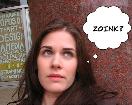 zoink?