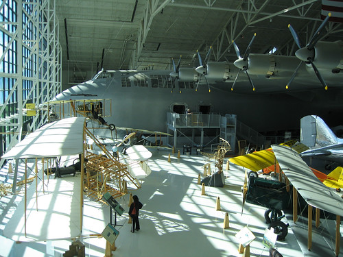 Day 07 - Spruce Goose Front End