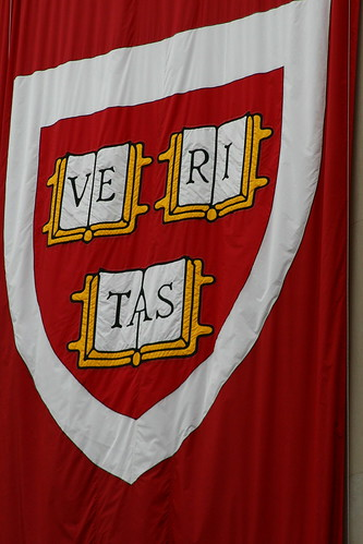 Harvard Veritas Image by neutralSurface