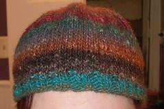 Silk Garden Hat