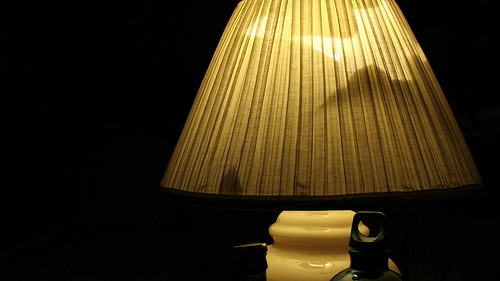 Widescreen Lamp