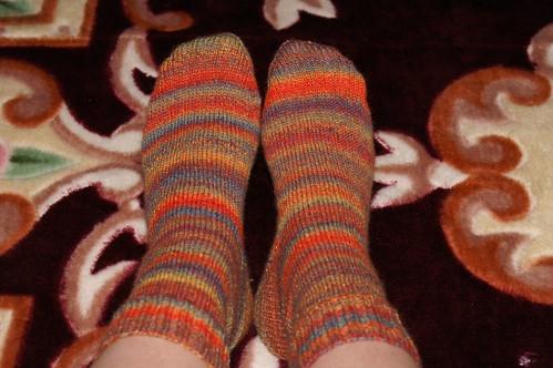 Trekking XXL 110 knit socks