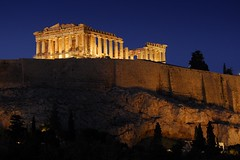 Acropolis at Dusk, Athens