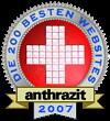 anthrazit 200 Beste Websites 2007