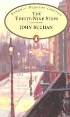 John Buchan, the Thirty-Nine Steps